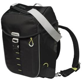 Basil Miles Daypack - Sac porte-bagages - 14l noir